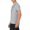 asics SS Top Men Stone Grey
